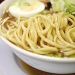 横浜大勝軒 - 麺