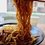 東京焼き麺スタンド - スーパー焼きそば 750円 +  大盛 50円