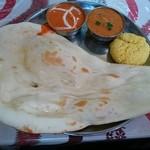 インディアンハウス - 料理写真:Aランチセット