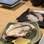 双子山 しょうじ - 生牡蠣