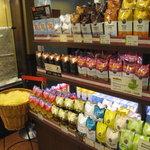 タリーズコーヒー - 物販コーナー