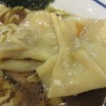 手打式超多加水麺 ののくら - 特製中華そば 醬油