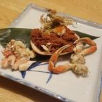 久松 - せいこ蟹 メス 卵たっぷり