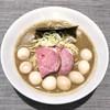 煮干乱舞 - 料理写真:中華そば/醤油(900円)/ うず乱舞(200円)