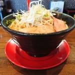 拉麺 えぼし - 味噌拉麺(大)