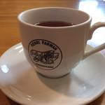 アンリー・ファルマン - お紅茶