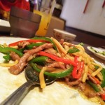 中華料理 珍味楼 - 青椒肉絲