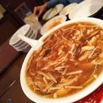 中華料理 珍味楼 - フカひれラーメン