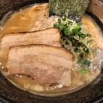 麺屋 國 - 201810濃厚煮干し