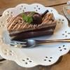カフェ ブリックス - 料理写真:ケーキセット 780円