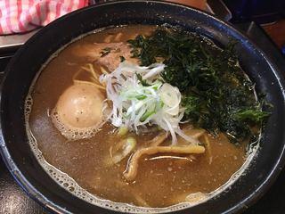 麺処 福吉 本家 - 磯玉ラーメン