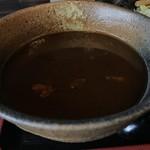 いろは - つけ麺のタレが美味しいです。