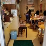 喜楽五平餅 - 店内の様子