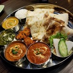 ネパール・インド料理 RaRa - フォーカレーティッカセット 3390円