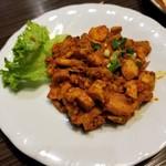 ネパール・インド料理 RaRa - ペダコマス(ハーフ) 490円