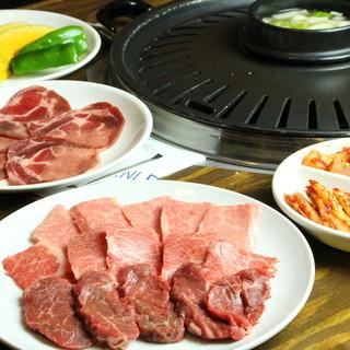 韓国料理も焼肉も♪安いもおいしいも実現!驚きお得な食べ放題★