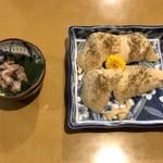 97249491 - 鰻酒盗と鰻豆腐
