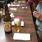 瀬戸内家良ちゃん - サッポログラスでアサヒビール
