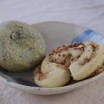 アシリアペ - 料理写真:天然酵母のパン