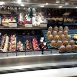 ラ・コート・ダジュール - ケーキすんごい種類ありました