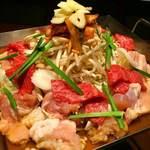 焼肉 韓国料理 瑞英 - ちりとり鍋【コース限定】