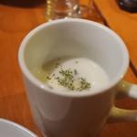オランダ屋 - ランチポタージュスープ