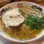 97257491 - 【再訪】金醤油(細麺)
