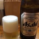 金久右衛門 - 【再訪】瓶ビール