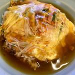 中華大将 - 料理写真:天津飯