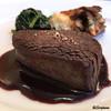 ポミエ - 料理写真:エゾジカのシンタマのロースト