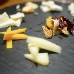 キエチュード - チーズ