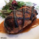 97259536 - 秋刀魚と茄子のパイ包み焼き