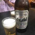 97259938 - アサヒ大瓶♪