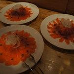 スパニッシュ レストラン チャバダ - スモークサーモン