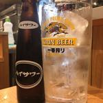 晩杯屋 - ハイッピーセット370円