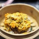茶禅華 - 上海ガニ蒸し