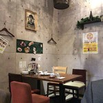 CAFE TONGLLIANO  -