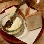 ウダガワ 成ル - チーズ豆腐