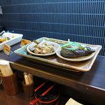 """活麺富蔵 - """"本日の小料理"""""""