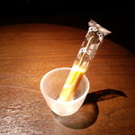雷門 き介 - デザートのアイスキャンディ