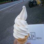 Knuckle - ソフトクリーム(250円)