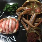 酔八仙 - 蟹面と夢の共演