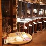 オーガニック食堂 Engi - 店内風景