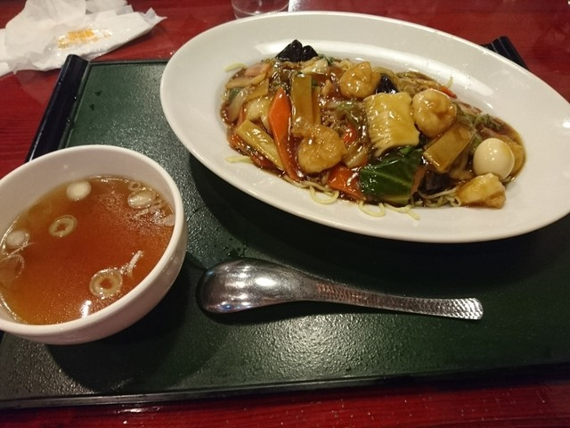 中嘉屋食堂 麺飯甜 THE MALL 仙...