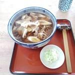 松よし - 料理写真:肉南蛮そば