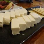 寿浬庵 - クリームチーズ味噌漬け
