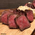 肉バルサンダー - 仙台黒毛和牛ロース