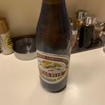 楽楽 - 瓶ビール