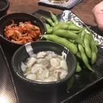いっぱち  - 前菜達