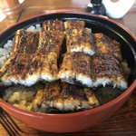竹屋 - 鰻ズーム